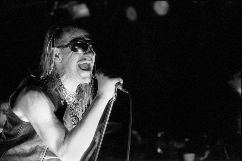 My Life With The Thrill Kill Kult Groovie Mann 2018 Johnny Martyr Film b&w Leica M6 TTL Summarit Knitting Factory Brooklyn New York  Black and White Film  black and white film photography